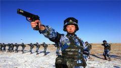 三栖女兵队:共和国最坚强 最英武的姑娘