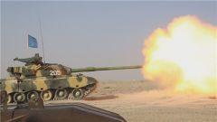 新疆军区某装甲团:定级考评硝烟浓