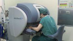 军队医院成功实施机器人血管旁路手术