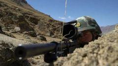 武警西藏总队:特战女兵野外综合训练