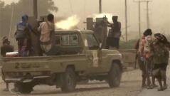 也门政府军打死25名胡塞武装成员