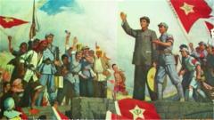 红布袖章:象征着一支新型人民军队的横空出世