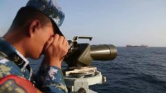 亞丁灣:海軍護航編隊緊急馳援我民用商船