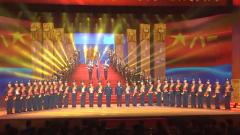 """空軍舉行""""全軍士官優秀人才獎""""表彰儀式"""