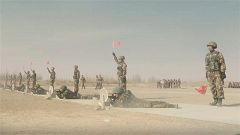 大漠戈壁实战化集训 他们能否成为真正的特战队员