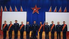 空降兵部队表彰6名备战打仗先进典型