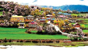 美丽西藏 永续发展