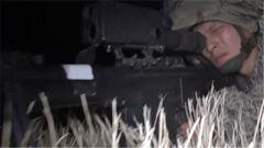 《军事报道》 20190323 直击武警特战队员夜间反恐训练