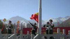 《军事报道》20190328军民守望相助 共建美丽新西藏
