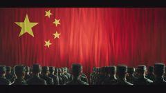 中国武警的清明