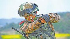 中队长徐迪——只为战斗那一刻
