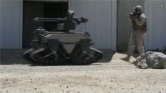 """""""玩转""""各种地形 多用途机器人MUTT的变形效应值得一赞"""
