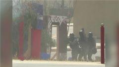 多国精英齐集约旦 参加国际特种兵比武