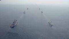 向海圖強  海軍轉型建設穩步推進
