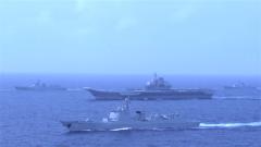 《军事报道》20190418挺进深蓝 实战化训练向远海远域拓展