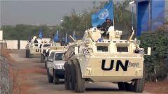 南苏丹:中国维和步兵营执行短途巡逻任务