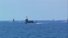 """【人民海军成立70周年】海军""""五兄弟""""之海军潜艇部队"""