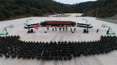 武警野战文化小分队为云岭官兵送歌上战位