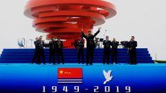 【獨家放送】促交流增互信 多國聯合軍樂展示在青島舉行