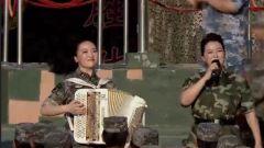 歌曲串烧:入军营穿军装满心欢喜藏不住