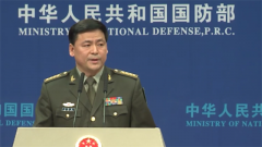 國防部:民進黨當局對外挾洋自重 圖謀是不會得逞的