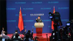 """國防部:中國-東南亞國家""""海上聯演-2019""""在青島舉行"""