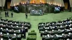 """伊朗通過決議將美中央司令部列為""""恐怖組織"""""""