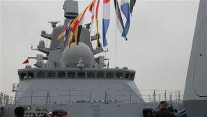 多国海军舰艇 高清大图来袭