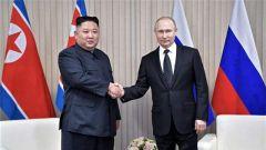 俄朝峰會如期舉行 金正恩:首次會晤富有成果