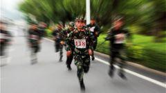 战味十足 直击武警河池支队首届军人运动会