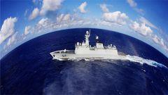 我们爱这蓝色的海洋 爱祖国的万里海疆