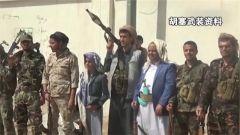 也门政府军俘虏近300名胡塞武装人员