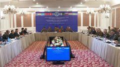 上合组织成员国第十六次国防部长会议举行