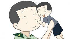 """家有""""軍爸""""!看""""軍娃""""酸甜苦辣成長記"""