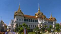 泰王国国王加冕仪式举行