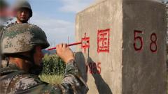 新闻特写:巡逻在中缅边境线上