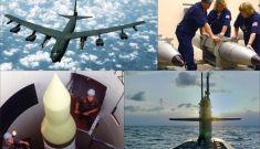 3800枚核弹头 美国核武库规模曝光