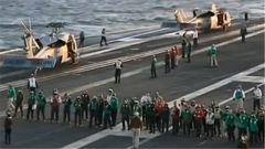 美国将向中东派遣航母编队威慑伊朗