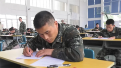 武警安徽总队:指挥员集训比武 锤炼谋战打仗能力