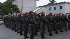 陆军第75集团军某旅:专业技能比武 新老兵一较高下