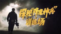 """《军事纪实》 20190506 探秘""""降魔神兵""""训练场(上)"""