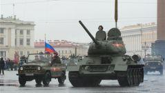 俄胜利日大阅兵 装备展示有何看点