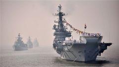 """""""印度制造""""能否助力印度海军""""扩张""""?李莉:辅助角色"""