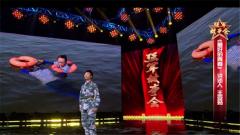 【海军陆战队】女兵王亚茹:第一次海训,畏水的我拼了