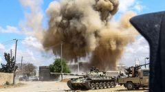 利比亚战火重燃的背后