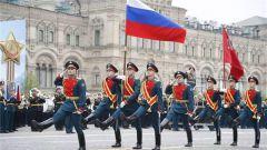 一起来看!140秒速览2019年俄罗斯红场阅兵
