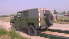 《軍事報道》20190511 陸軍汽車運輸部隊比武用實戰標準檢驗