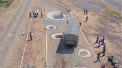 陆军汽车运输部队比武用实战标准检验