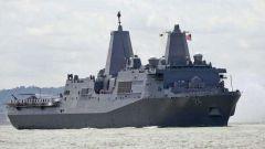 美国先进舰机集结中东施压伊朗
