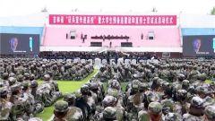 吉林省探索建立高校大学生预备连
